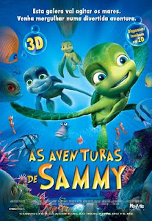 Baixar As Aventuras de Sammy - Dublado
