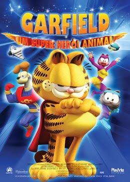 Baixar Garfield: Um Super-Herói Animal - Dublado