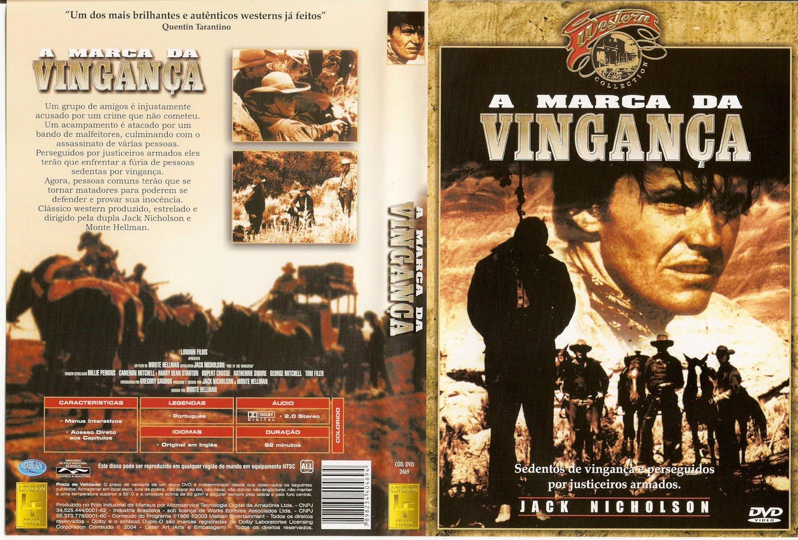 Filme Marcas Da Guerra regarding a marca da vingança - capas covers - capas de filmes grátis