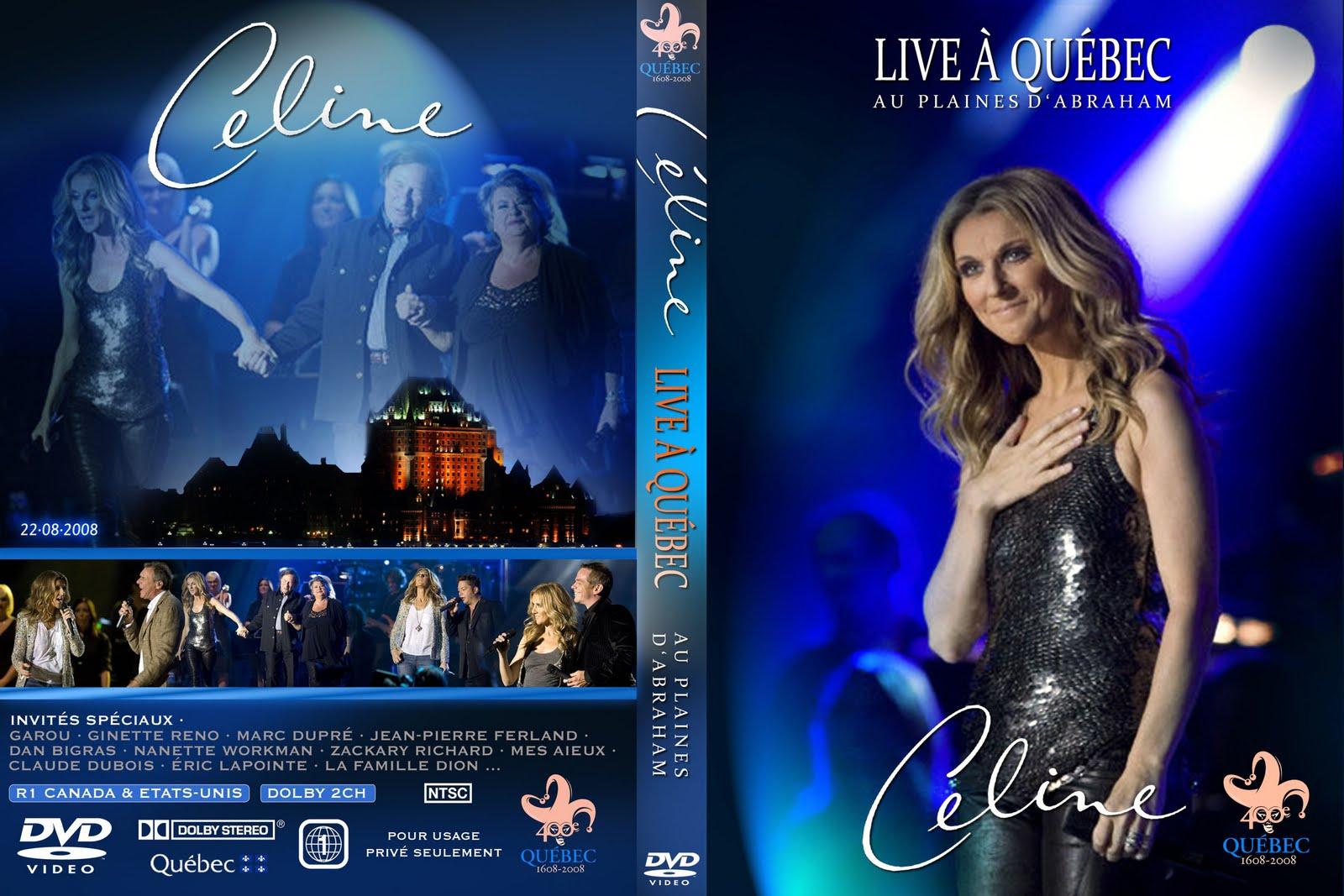 Celine Dion Taking Chances World Tour The Concert Mp