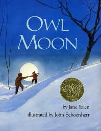 Five in a Row ~ Behind the Scenes of Owl Moon