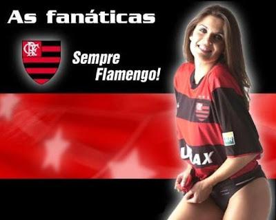 14f34e8ecc Flamengo Eternamente  Essa sim é Fanática pelo Flamengo
