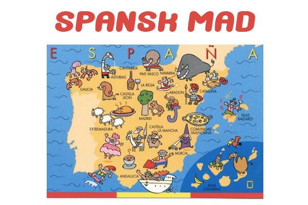 Spansk mad
