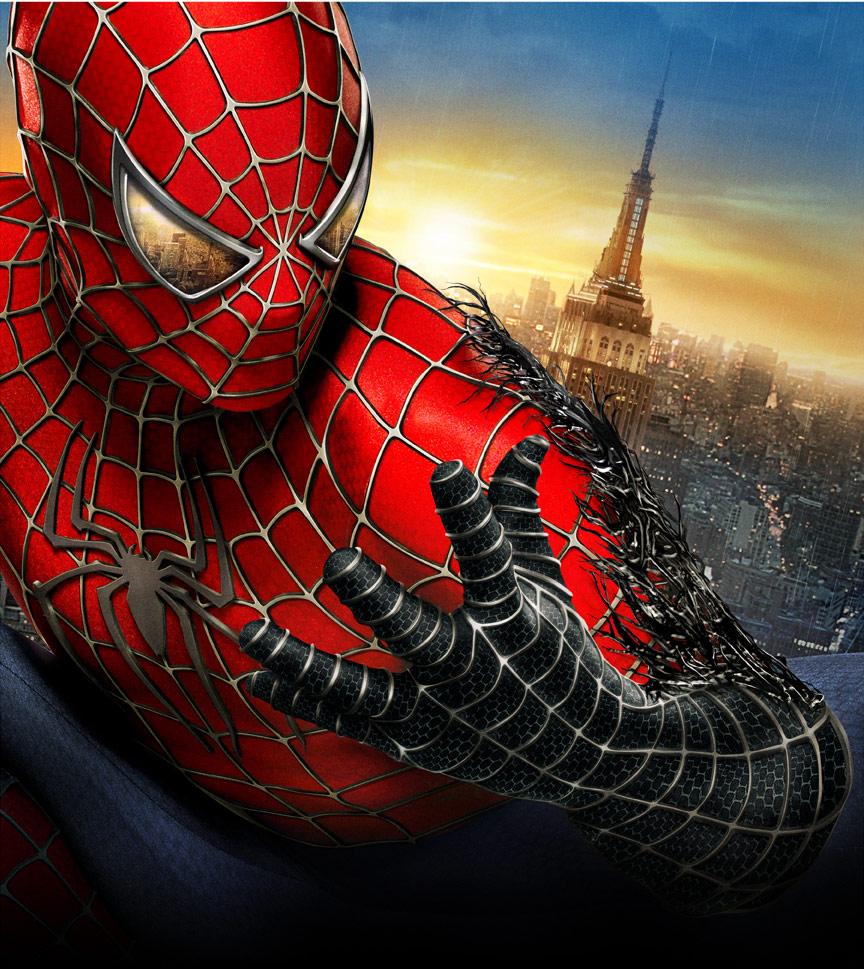 Bill Crider's Pop Culture Magazine: Spiderman 3