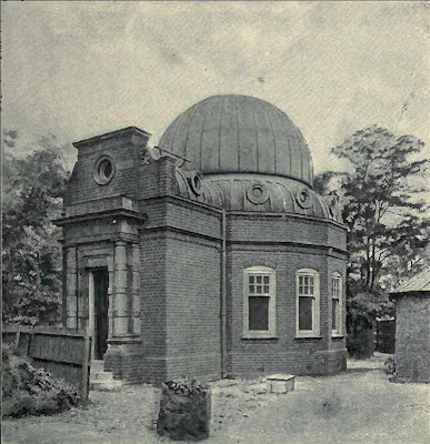 The Altazimuth Pavilion in E. Walter Maunder's 'The Royal Observatory, Greenwich: a Glance at its History and Work' (1900)