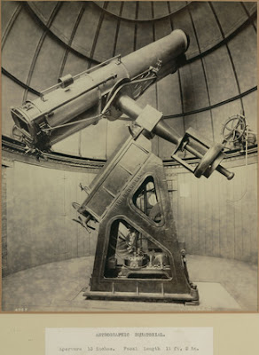 The astrographic telescope at Greenwich, c.1904 © Science Museum / Science & Society / NMM