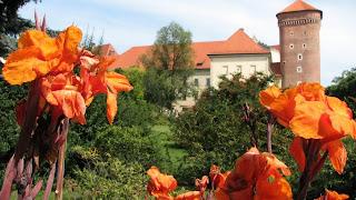 Вавельского дворец в Кракове, Польша