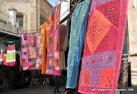 Фотографии с улиц Иерусалима. Городской рынок. (c) http://TripBY.blogspot.com