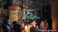 Вифлеемская икона Божией Матери в храме Рождества Христова