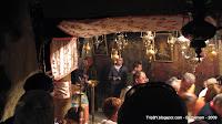 вход в пещеру Рождества Христова