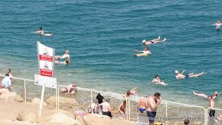Израиль, вода мертвого моря, TripBY, поплавки :)