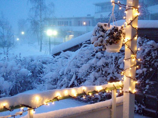 Min balkong 2009-12-17