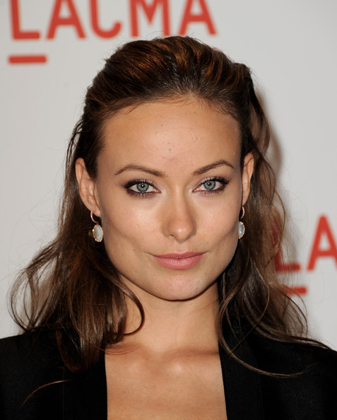 Olivia Wilde's Beautiful Ballgown Look
