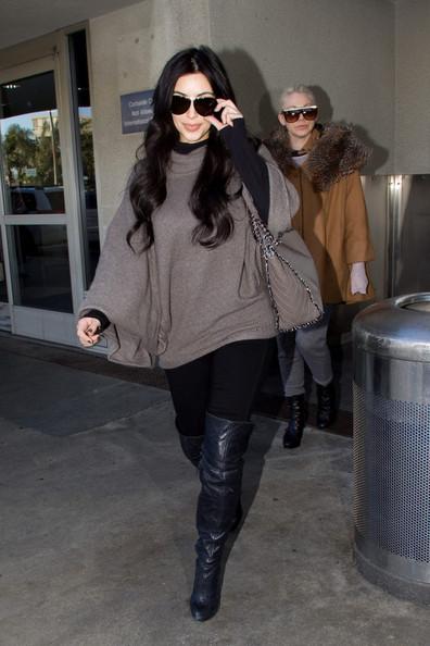 kim kardashian 2011 outfits. Kim Kardashian#39;s Airport