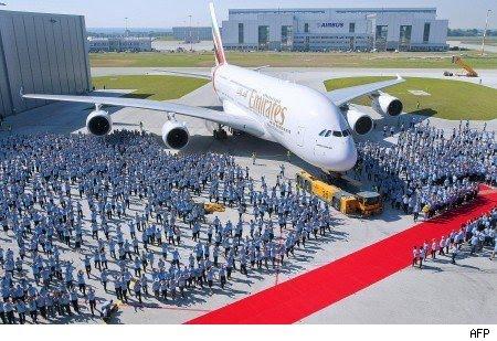 Inilah Foto Bandara Udara Terbesar di Dunia
