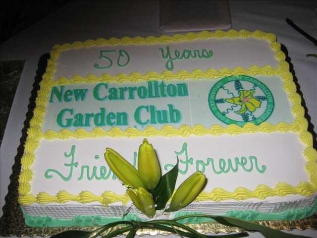District 1 National Capital Area Garden Clubs New Carrollton Garden Club Celebrates 50 Years