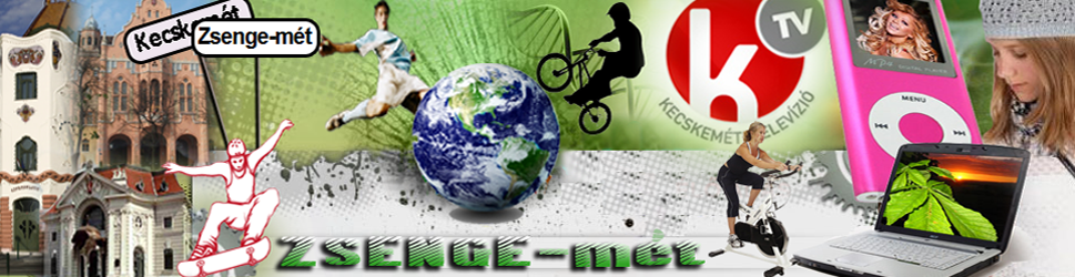 Zsenge-mét: a kecskeméti fiatalok blogja / Kecskemét ifjúsági blogja