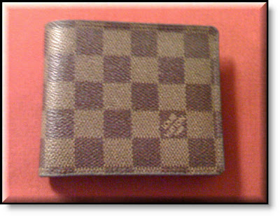Louis Vuitton Damier Wallet