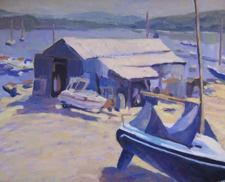 Mallet's Bay Boatyard I