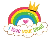 I Love You Blog Award from Hugo