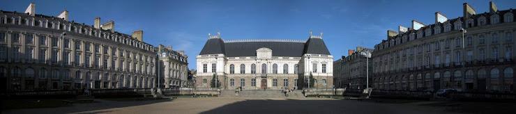 Rennes - La Cour d'appel