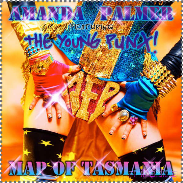 amanda palmer map of tasmania. Amanda Palmer é daquelas