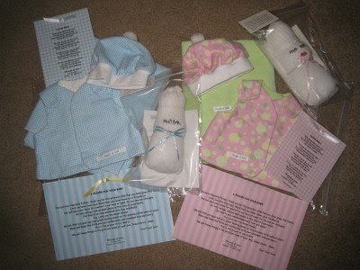 SewNso's Sewing Journal: Sewing for Preemies