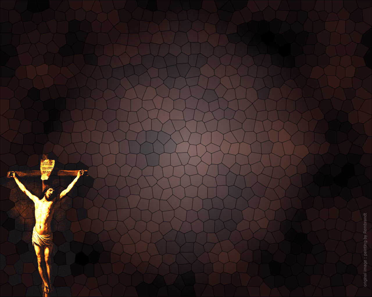 Free jesus christ pictures and christian photos may 2010 jesus christ on cross at crucifixion power point template background toneelgroepblik Gallery