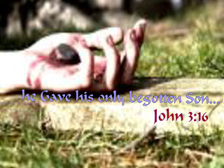 John 3:16 verse, he gave his only begotten son desktop background picture download free Christian verse wallpapers and Jesus Christ images