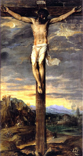 Crucifixion image of Jesus Christ on the Cross download free religious pictures