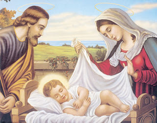Nativity of baby Jesus and holy family of Christ desktop hd(hq) wallpaper free religious images and Christian photos download