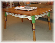 I sold this table when we remodeled our living room. Enjoy