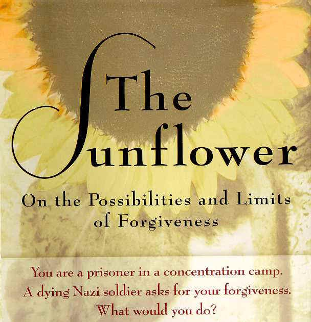 analysis simon wiesenthal s sunflower Find all available study guides and summaries for the sunflower on the possibilities and limits of forgiveness by simon wiesenthal if there is a sparknotes, shmoop, or cliff notes guide, we will have it listed here.