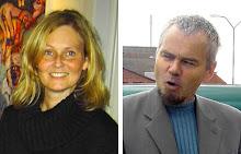 Lotte Overgaard og Verner Brems
