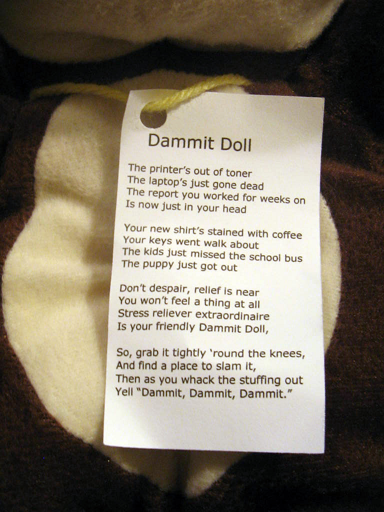 Dammit doll saying dammit doll2 jpg