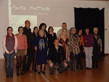 "TEATRO LICEO. Paseo Poético/Musical ""NOCTURNOS"""
