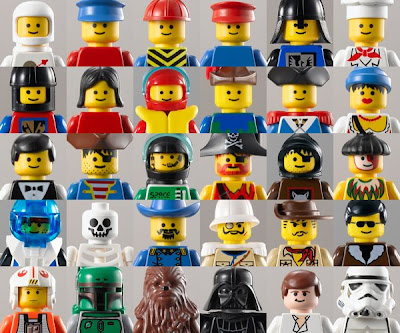 Gizmodo chronicles 30 years of Lego minifigs in what has ...