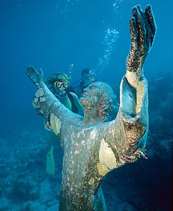 Life In Florida Nation S First Underwater Park Celebrates