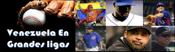 Venezuela en Grandes Ligas