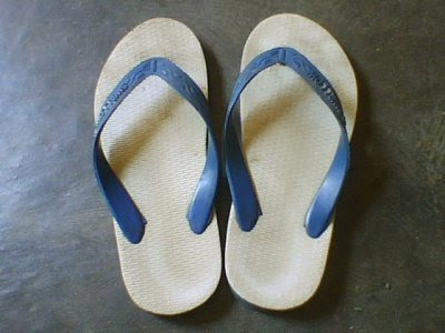 Tahukah Anda Siapa Penemu Sandal Jepit?? [ www.BlogApaAja.com ]