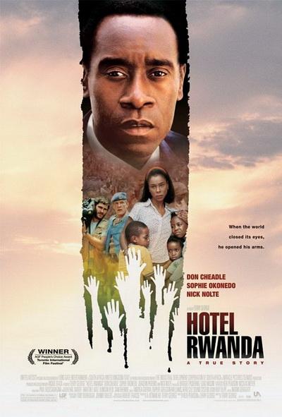 hotel rwanda scenes. Hotel Rwanda Directed by: