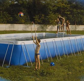 Piscine e minipiscine piscine fuori terra economiche e - Piscine seminterrate economiche ...