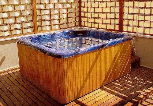 Piscine e minipiscine mini piscine il centro benessere in giardino - Mini piscine da giardino ...