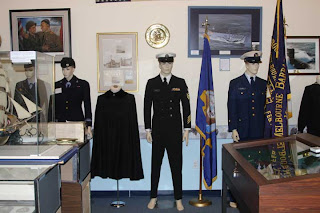 Liberty Bell Museum has service uniforms