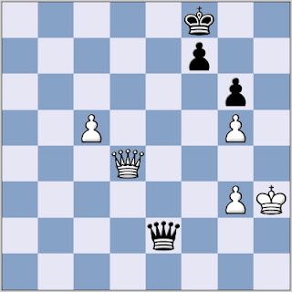 Borisenko vs Simagin Moscow Chess 1955