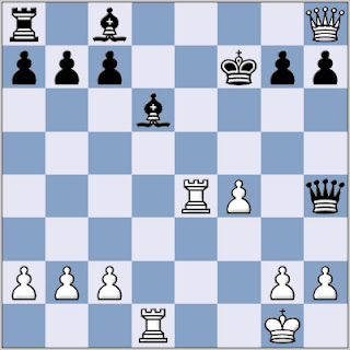 Dr Max Euwe vs Richard Réti, Amsterdam Chess 1920