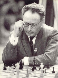 Mikhail Botvinnik Chess Player