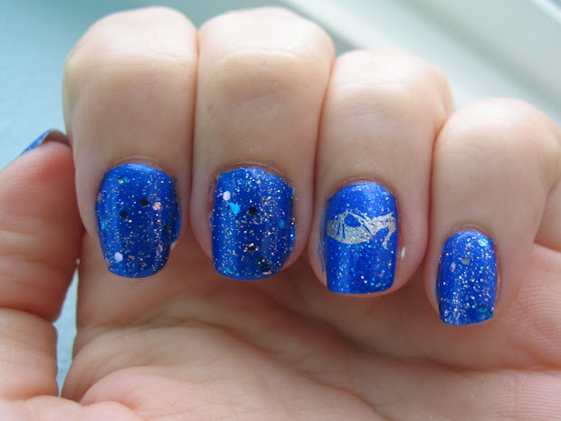 tier's thoughts cinderella nails
