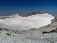 Mount Damavand Volcanic Crater