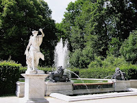 Herrenchiemsee Fountain